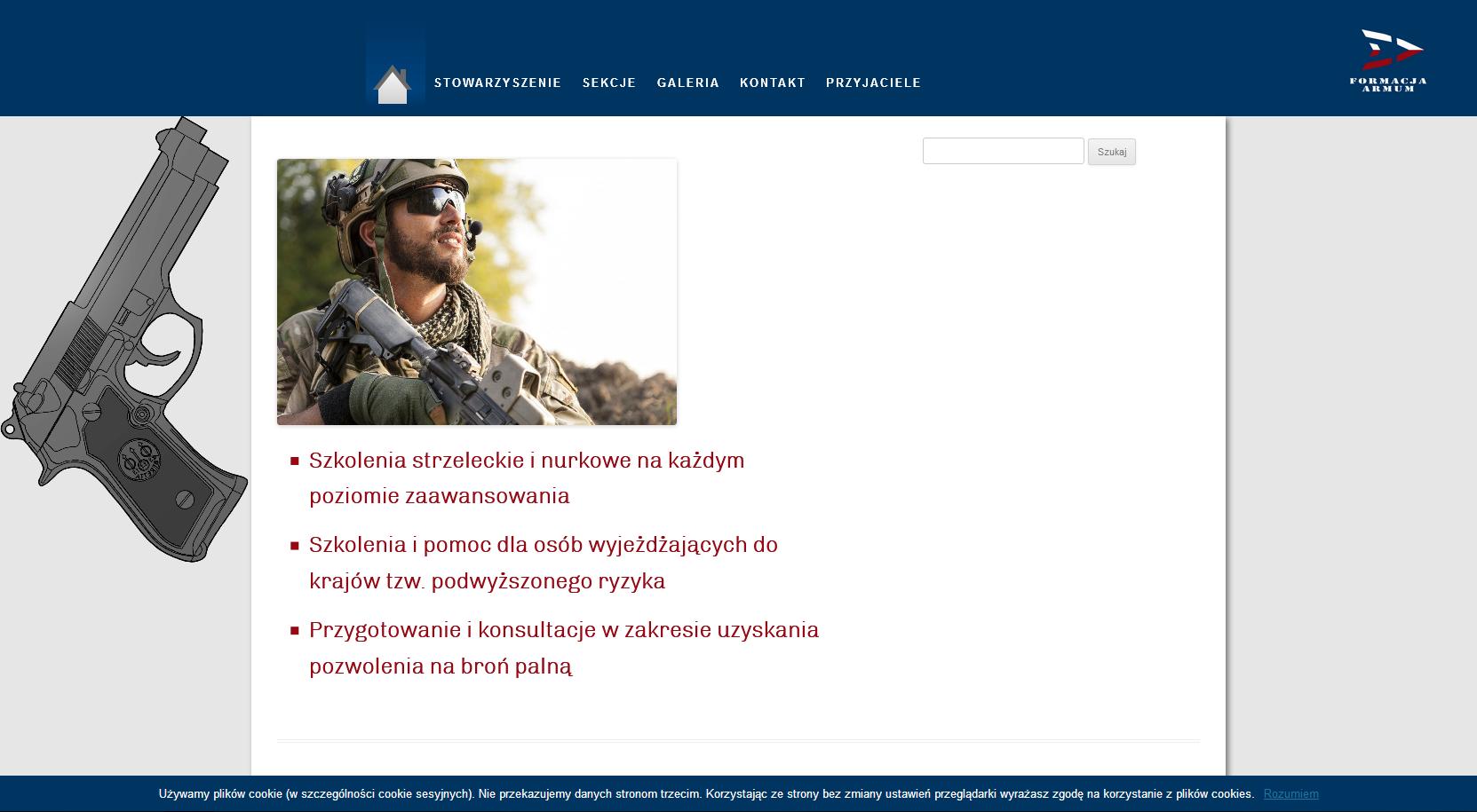 armum.pl obecnie